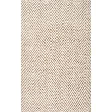 hand woven tan area rug