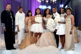 coming to america wedding dress wedding fab take a look inside kandi todd s lavish coming to