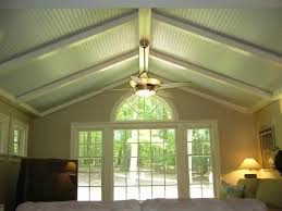 vinyl beadboard ceiling u2014 winterpast decors how to paint the