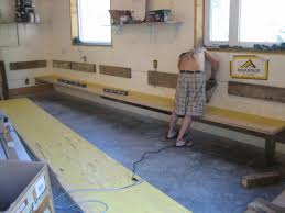 Work Bench Design Tips Great Garage Workbench Ideas For Comfy Work Place Ideas