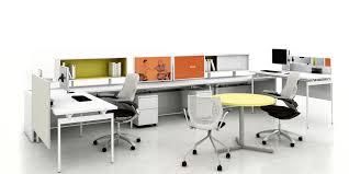 Knoll Reception Desk Antenna Workspaces Arenson Office Furnishings