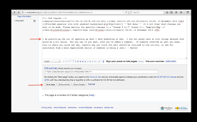wikipedia part iv talk pages disrupting dinner parties