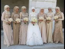 wedding dress muslimah wedding dress muslimah modern brocade broken white