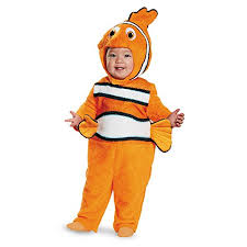 18 Month Halloween Costumes Perfect Finding Nemo Baby Costume
