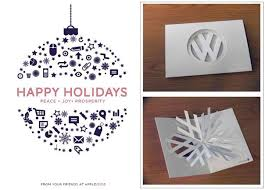 a festive look at christmas card design core dais