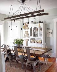 Hanging Pendant Lights Over Dining Table by Best 25 Rustic Light Fixtures Ideas On Pinterest Southwestern