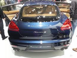 porsche panamera 2015 blue auto shanghai live porsche panamera facelift breaks cover