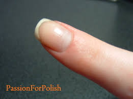 passionforpolish how to shape your nails
