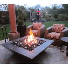 Copper Firepit Copper Outdoor Pits Woodlanddirect Outdoor Fireplaces
