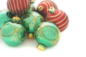 photo of tree baubles free christmas images
