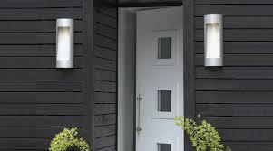 furniture garage outdoor light fixtures black exterior wall