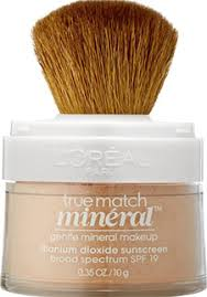 l oreal paris true match naturale mineral foundation beige 460