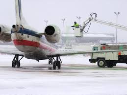 Grand Rapids Mi Airport Stormwater U0026 Deicing Management Program Support For Gerald R Ford