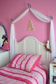 bed canopy design ideas girls kids room wit white curtains tikspor