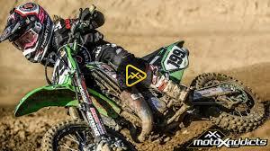 85cc motocross racing motoxaddicts helmet cam ryder difrancesco at perris raceway