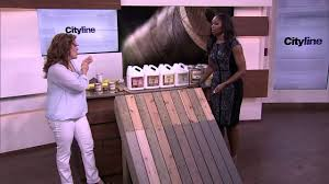 staining your deck with benjamin moore arborcoat from sharon grech