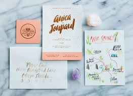 Palm Springs Map Modern Romantic Palm Springs Wedding Anica Jonpaul Green