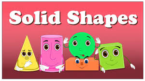solid shapes for kids youtube