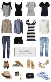 Ohio travel outfits images Favorite summer capsule wardrobe straight from her board great jpg