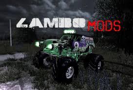 the original grave digger monster truck gravedigger monster truck v 2 0 fs 17 farming simulator 17 mod