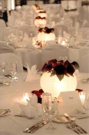 Table Decorations For Funeral Reception Round Paper Lanterns Large Paper Lanterns Centerpieces And Lights