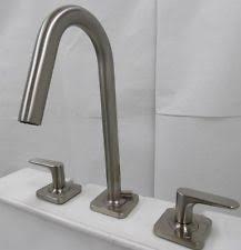 Hansgrohe Widespread Faucet Hansgrohe Bathroom Brushed Nickel Widespread Home Faucets Ebay