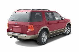 2007 ford explorer eddie bauer reviews 2003 ford explorer overview cars com