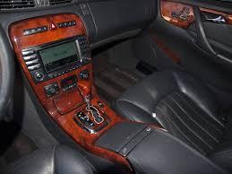 2003 mercedes benz cl class cl55 amg