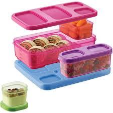 rubbermaid lunchblox kids pink lunch kit tall walmart com previous