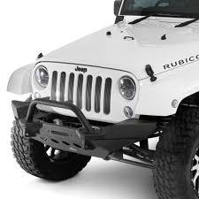 jeep winch bumper smittybilt xrc m o d stubby front modular winch bumper