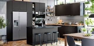what color do ikea kitchen cabinets come in anthracite kitchen cabinets kungsbacka series ikea