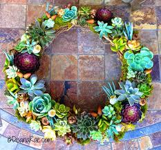 succulent wreath it s all here succulent wreath