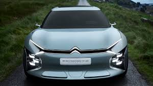 citroen concept 2017 all new citroen c5 to echo the concept u0027s fastback design