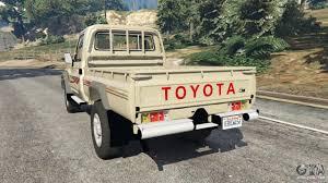 toyota land cruiser lx pickup 2016 for gta 5