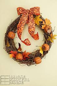 thanksgiving reefs 25 diy thanksgiving wreaths easy thanksgiving door decorations