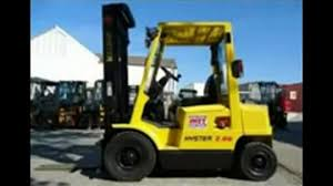 hyster e001 h1 50 1 75xm h2 00xms forklift parts manual