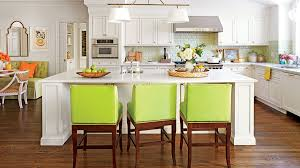 Kitchen Materials Colorful Arkansas Kitchen Remodel Southern Living