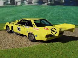 opel commodore opel commodore b jumbo model racing cars hobbydb