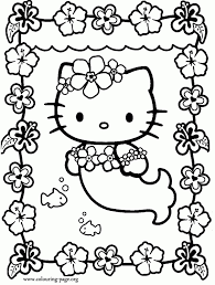 the brilliant and lovely coloring pages of hello kitty intended to