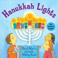 hanukkah clearance hanukkah lights by david martin sweet paperback