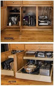 kitchen cabinet space saver ideas 25 best redoing kitchen cabinets ideas on painting