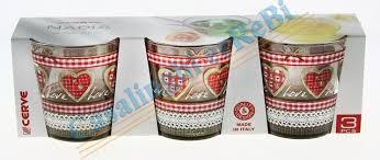 bicchieri cerve prodotto da cerve in vendita su errebi caraffa cc 250 scx6