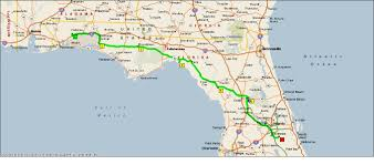 Apalachicola Florida Map by Roving Reports By Doug P 2016 11 From Perry To Ocala And St Cloud