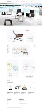 theme furniture garden furniture woocommerce theme