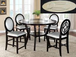 counter height dining room table sets 5 counter height dining set in espresso room table sets