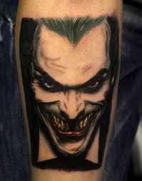 tattoo pictures joker 55 cool joker tattoos