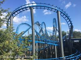 6 Flags Over Ga Rides Ninja At Six Flags Over Georgia Theme Park Archive