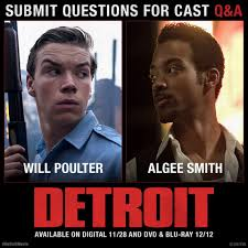 Detroit Meme - detroit movie have a question for will poulter and algee