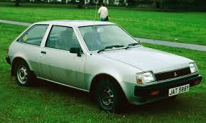 mitsubishi fiore hatchback 1983 plymouth colt information and photos momentcar