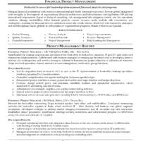 Project Manager Resume Example by Attractive It Project Program And Portfolio Management And It